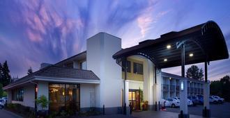 贝斯特韦斯特艾克斯科特机场酒店 - 锡塔克 - 建筑