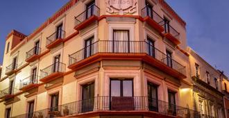 圣地亚哥酒店 - 瓜纳华托 - 建筑