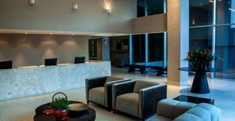 BH 拉贾酒店 - 贝洛奥里藏特 - 大厅