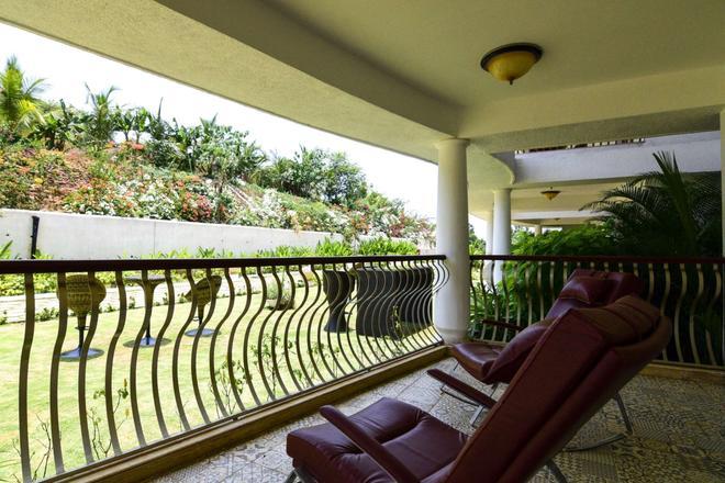 果阿柏伟诗酒店 - 阿伯来 - 阳台