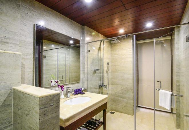 果阿柏伟诗酒店 - 阿伯来 - 浴室