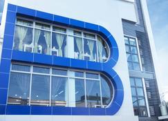 床和浴室服务套房酒店 - 伊洛伊洛 - 建筑