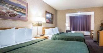 圣地亚哥奥塔伊梅萨品质套房酒店 - 圣地亚哥 - 睡房