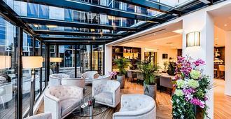 阿姆斯特丹球场欧佐酒店 - 阿姆斯特丹 - 大厅