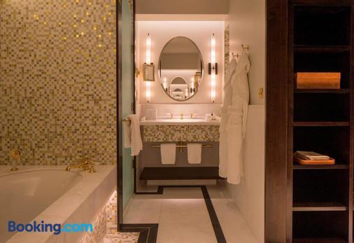 伦敦十三一广场四季酒店 - 伦敦 - 浴室
