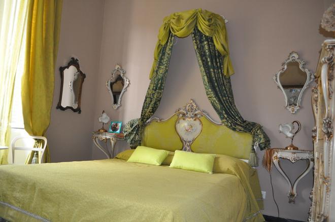 斯坦泽迪奥塔维雅诺旅馆 - 罗马 - 睡房