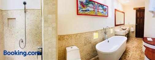 番石榴精品酒店 - 圣克里斯托瓦尔-德拉斯卡萨斯 - 浴室