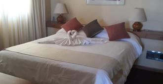 克利酒店 - 蒙得维的亚 - 睡房