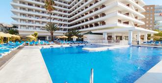 蓝海格兰塞万提斯酒店 - 托雷莫利诺斯 - 游泳池