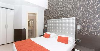 皮亚琴察酒店 - 米兰 - 睡房