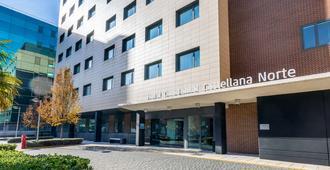 巴瑟罗卡斯特利亚纳诺特酒店 - 马德里 - 建筑