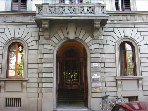 费朵拉酒店 - 佛罗伦萨 - 建筑