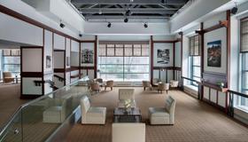 多伦多市区伊顿中心万豪酒店 - 多伦多 - 休息厅