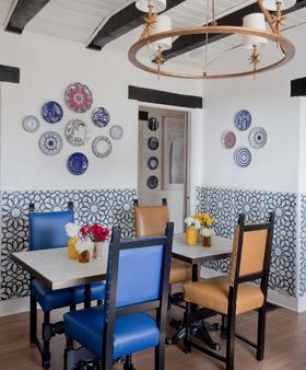 拉古纳酒店&Spa中心 - 拉古纳海滩 - 餐厅