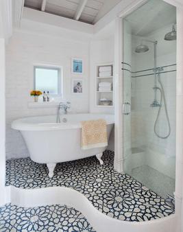 卡萨拉古纳温泉酒店 - 拉古纳海滩 - 浴室