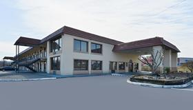 诺克斯维尔北部美洲最佳价值套房酒店 - 诺克斯维尔 - 建筑