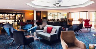 诺丁汉德比诺富特酒店 - 诺丁汉 - 休息厅