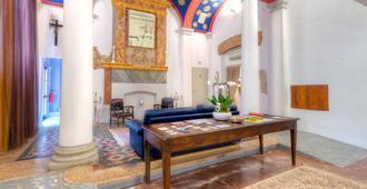 斐欧里赛塔修道院酒店 - 博洛尼亚 - 大厅