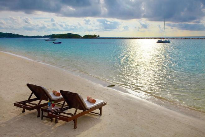 查汶丽晶海滩度假酒店 - 苏梅岛 - 海滩