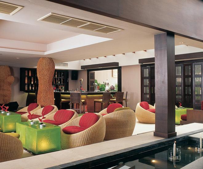 查汶丽晶海滩度假酒店 - 苏梅岛 - 休息厅