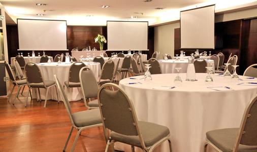 蒙得维的亚哥伦比亚nh酒店 - 蒙得维的亚 - 宴会厅