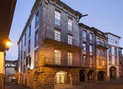 圣比埃托文艺智能精品酒店 - 圣地亚哥-德孔波斯特拉 - 建筑