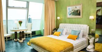 因佩里亚城市酒店 - 莫斯科 - 睡房