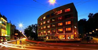 奈图瓦酒店 - 萨尔茨堡 - 建筑