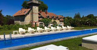 博马努瓦小型豪华精品酒店 - 比亚里茨