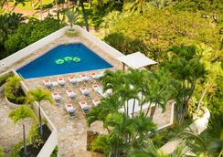 卢亚娜威基基水族精品酒店 - 檀香山 - 游泳池