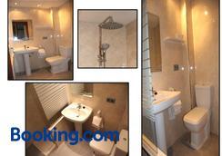 戈米拉公园公寓式酒店 - 马略卡岛帕尔马 - 浴室