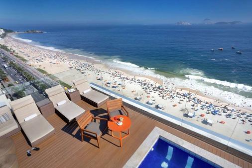 索勒伊帕内马酒店 - 里约热内卢 - 海滩