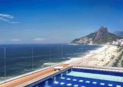 索勒伊帕内马酒店 - 里约热内卢 - 游泳池