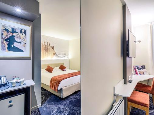 阿尔比巴斯蒂德美居酒店 - 阿尔比 - 睡房