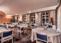 阿尔比巴斯蒂德美居酒店 - 阿尔比 - 餐馆