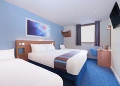 都柏林机场北索兹旅游宾馆 - 索兹 - 睡房
