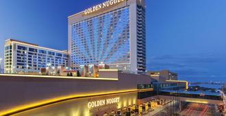 金塊賭場酒店 - 大西洋城 - 建筑