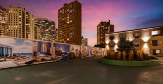 芝加哥湖岸拉昆塔套房酒店 - 芝加哥 - 户外景观