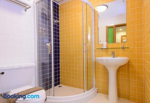 曼谷金房高档小饭店 - 曼谷 - 浴室