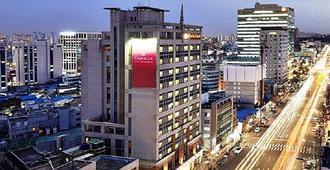 首尔东大门华美达酒店 - 首尔 - 户外景观