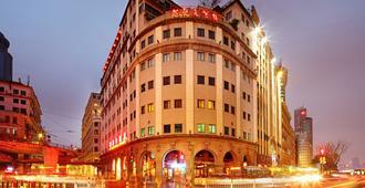 广州新华大酒店 - 广州 - 建筑
