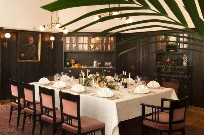 维也纳阿斯托里亚奥地利时尚酒店 - 维也纳 - 宴会厅