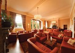 贝斯特韦斯特林普雷斯托克酒店 - 巴斯 - 休息厅