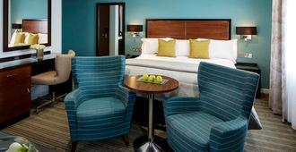 克里斯托弗伦爵士温泉酒店 - 温莎 - 睡房