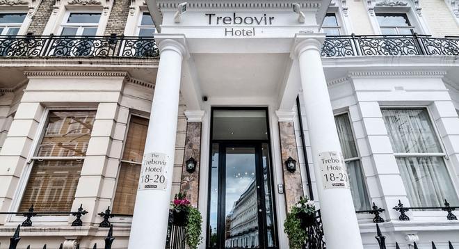 伦敦特雷波维尔酒店 - 伦敦 - 建筑