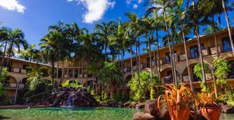凯恩斯皇家棕榈酒店 - 凯恩斯 - 游泳池