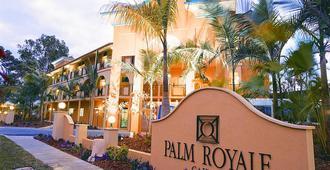 凯恩斯皇家棕榈酒店 - 凯恩斯 - 建筑