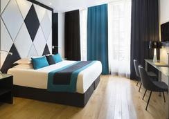 巴黎帝国酒店 - 巴黎 - 睡房