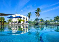 斐济盖特威酒店 - 南迪 - 游泳池