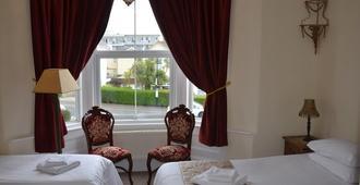 帕默斯顿格兰奇旅馆 - 尚克林 - 睡房